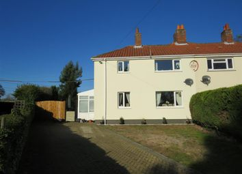 Thumbnail 3 bedroom semi-detached house for sale in Cantley Lane, Cringleford, Norwich