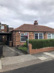 Thumbnail 2 bed semi-detached bungalow to rent in Crescent Way North, Forest Hall, Newcastle Upon Tyne