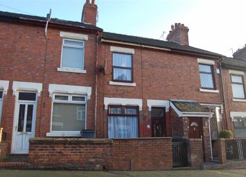 Thumbnail 2 bed terraced house to rent in Wolseley Road, Oakhill, Stoke-On-Trent