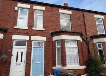Thumbnail 2 bed terraced house to rent in Stockport Road East, Bredbury, Stockport