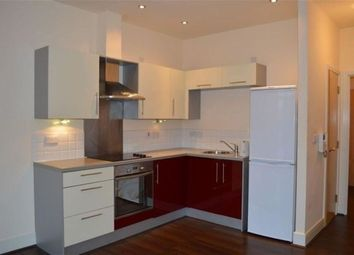 Thumbnail Studio to rent in Westside, Westside Apartments, 25-27 Bede Street, Leicester