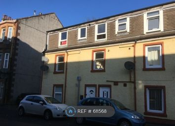 Thumbnail 2 bed flat to rent in Nelson Street, Largs
