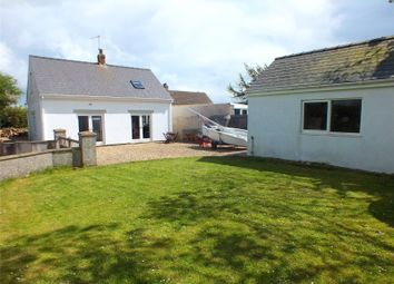 Thumbnail 6 bed detached bungalow for sale in Yr Hen Ardd, Trewarren Road, St. Ishmaels, Haverfordwest