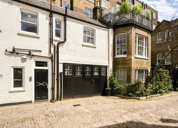 Thumbnail 1 bed mews house to rent in Montagu Mews South, London