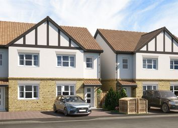 Thumbnail 3 bed semi-detached house for sale in Otterfield Road, West Drayton, Uxbridge