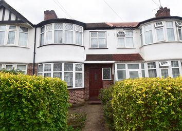 Thumbnail 3 bed terraced house to rent in David Avenue, Greenford