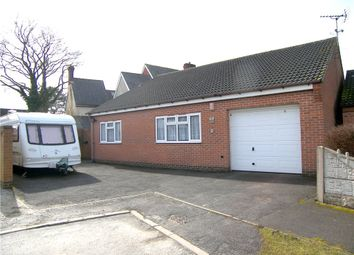 Thumbnail 3 bed detached bungalow for sale in Monsal Drive, South Normanton, Alfreton