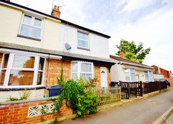 Thumbnail 2 bedroom end terrace house for sale in Harrington Road, Desborough, Kettering