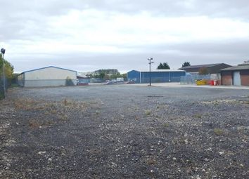 Thumbnail Commercial property to let in Storage Compound, Hadley Road, Sleaford