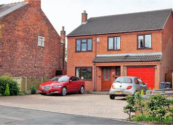 Thumbnail 5 bed detached house for sale in Main Street, Thringstone