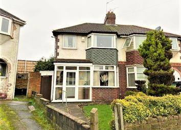 3 bed semi-detached house for sale in Dorothy Road, Tyseley, Brimingham B11