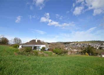 Thumbnail 3 bed detached bungalow for sale in Old Newton Road, Kingskerswell, Newton Abbot, Devon
