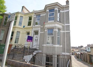 Thumbnail 1 bed flat for sale in Greenbank Avenue, Plymouth