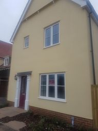 Thumbnail 3 bedroom detached house for sale in Nursery Lane, South Wootton, Norfolk