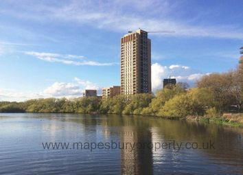 Thumbnail 2 bed flat to rent in Hawfinch House, Moorhen, Hendon