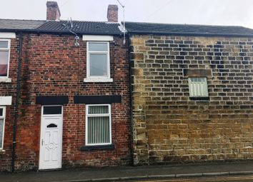 Thumbnail 2 bed end terrace house for sale in School Lane, Ryhill, Wakefield