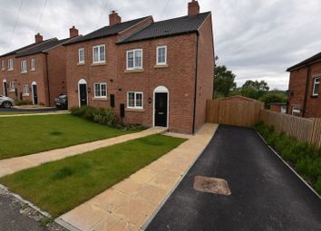 Thumbnail 3 bed semi-detached house to rent in The Uplands, Biddulph, Stoke-On-Trent
