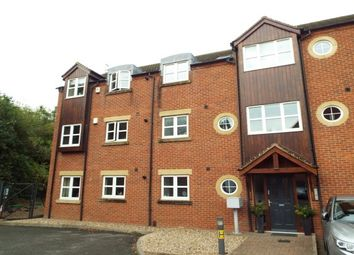 Thumbnail 2 bed flat to rent in Brooks Close, Donisthorpe