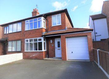 Thumbnail 2 bed semi-detached house for sale in Bradley Lane, Eccleston