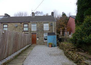 Thumbnail 2 bed end terrace house for sale in 4 Rose Terrace, Bettws, Bridgend, Bridgend