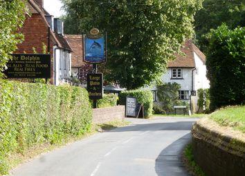 Thumbnail 4 bed town house to rent in Wonham Lane, Betchworth