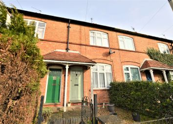 Thumbnail 2 bed terraced house to rent in Main Street, Evington, Leicester