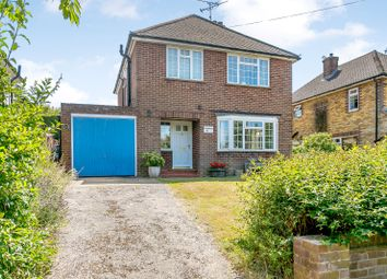 Thumbnail 3 bed detached house for sale in Upper Way, Farnham, Surrey