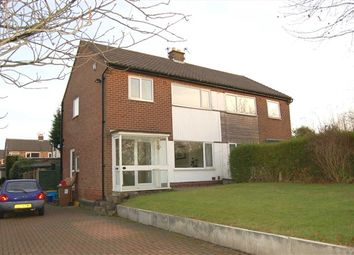 Thumbnail 3 bedroom property to rent in Sharoe Green Lane, Fulwood, Preston