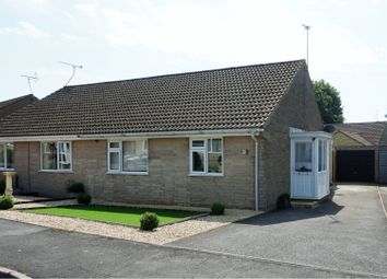 Thumbnail 2 bed semi-detached bungalow for sale in Lawrence Hayes, Wincanton