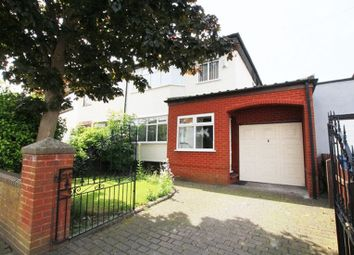 Thumbnail 3 bed semi-detached house for sale in Yewbank Road, Childwall, Liverpool