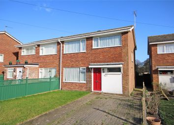 3 bed semi-detached house for sale in Sandy Plot, Burton, Christchurch, Dorset BH23