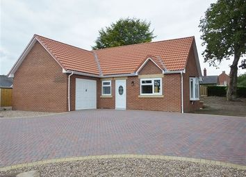 Thumbnail 3 bed detached bungalow for sale in Sheffield Road, Unstone, Dronfield