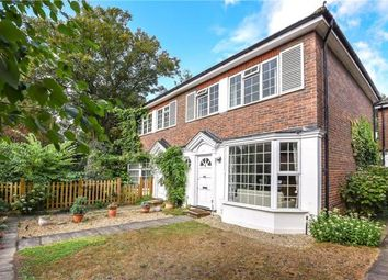 Thumbnail 3 bed semi-detached house for sale in Chestnut Manor Close, Staines-Upon-Thames, Surrey