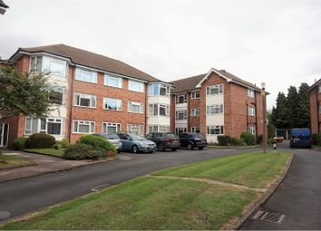 Thumbnail 3 bed flat for sale in Bryanston Court, Solihull