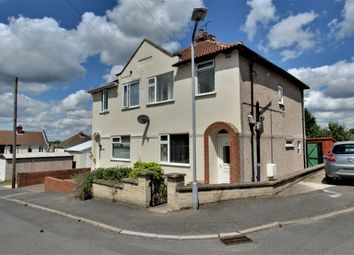 Thumbnail 3 bed semi-detached house for sale in Mosscar Close, Warsop, Mansfield