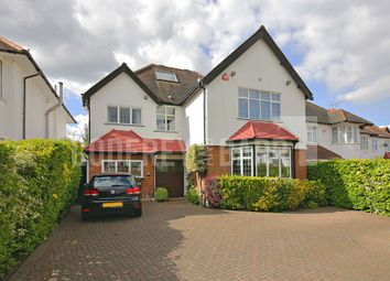 Thumbnail 5 bed detached house for sale in Selvage Lane, London