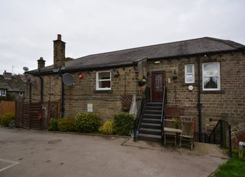 Thumbnail 2 bed flat for sale in Wooldale Road, Wooldale, Holmfirth