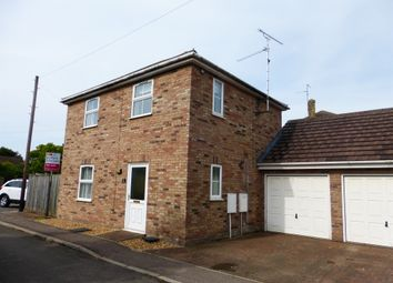 Thumbnail 3 bedroom detached house for sale in Fullers Lane, Wimblington, March