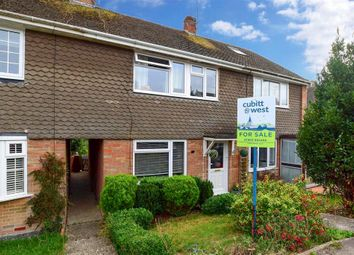 Thumbnail 3 bed terraced house for sale in Breach Close, Steyning, West Sussex