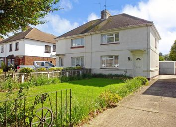 Thumbnail 3 bed semi-detached house for sale in Old Road, East Peckham, Tonbridge, Kent