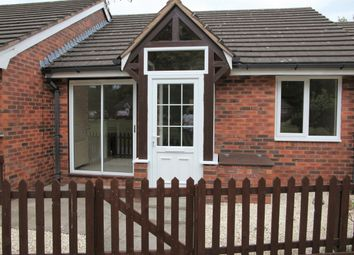 Thumbnail 1 bed terraced bungalow to rent in Trewythen Park, Vicarage Lane, Gresford