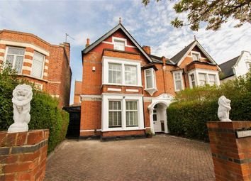 Thumbnail 5 bed semi-detached house to rent in Birch Grove, Acton, London