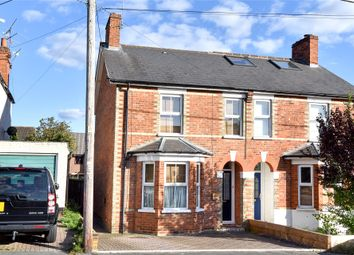 Thumbnail 3 bed semi-detached house for sale in Branksome Hill Road, College Town, Sandhurst, Berkshire