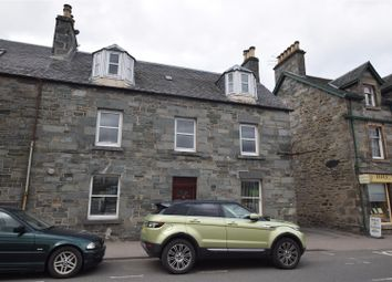 Thumbnail 2 bed maisonette for sale in Flat F, Dunkeld Street, Aberfeldy