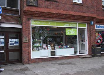 Thumbnail Retail premises to let in 17, Prestongate, Hessle, East Yorkshire