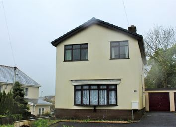 Thumbnail 3 bed detached house to rent in Waterloo Road, Capel Hendre, Ammanford