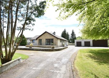 Thumbnail 5 bed detached bungalow for sale in Wester Whitewreath, Longmorn, Elgin