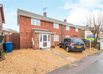 Thumbnail 3 bed semi-detached house for sale in Victory Avenue, Whittlesey, Peterborough
