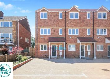 Thumbnail 4 bed end terrace house for sale in Rodney Way, Colnbrook, Slough