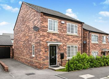 Thumbnail 4 bed detached house for sale in Weavers Way, South Normanton, Alfreton
